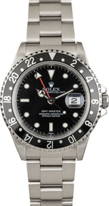 Used Rolex GMT-Master 16700 Steel Oyster