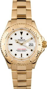 Rolex 18K Yacht-Master 16628 Certified Pre Owned