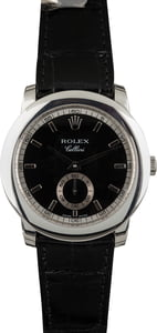 Platinum Rolex Cellini 5241