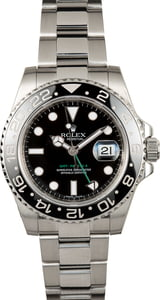 Rolex GMT-Master II Ref 116710 Stainless Steel Oyster