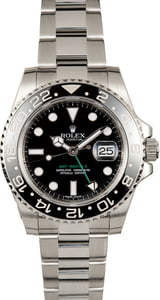 Used Rolex GMT-Master II Ref 116710 Stainless Steel