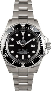 Rolex Sea-Dweller DeepSea 116660 Ceramic Model