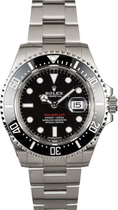 Rolex Sea-Dweller 126600 Red Letter Model