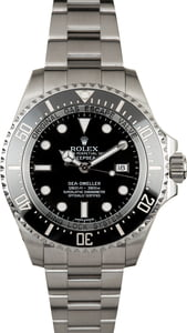 Pre-Owned Rolex Sea-Dweller Deepsea 116660 Ceramic Model