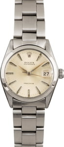 Rolex OysterDate 6466 Stainless Steel Oyster