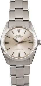 Pre Owned Rolex Air King Oyster 5500 Watch