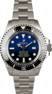 Unworn Rolex Sea-Dweller 'James Cameron' Deepsea 116660B