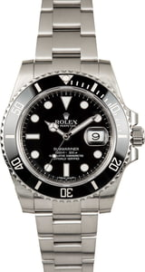 Used Rolex Submariner 116610LN Stainless Steel