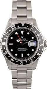 Pre Owned Rolex GMT-Master Steel 16700