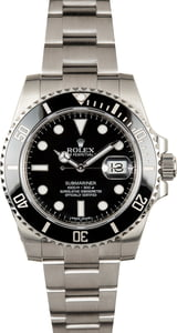 Rolex Submariner 116610LN Black Ceramic