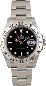 Rolex Explorer II Stainless Steel