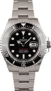 Used Rolex 126600 Red Lettering Sea-Dweller