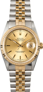 Pre Owned Rolex Datejust 16233 Jubilee