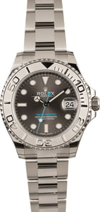 Rolex Yacht-Master 268622 Dark Rhodium 37MM
