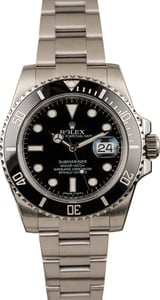 Rolex Ceramic Submariner Date 116610LN