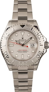 Pre-Owned Rolex Yacht-Master 116622 Stainless Steel Band
