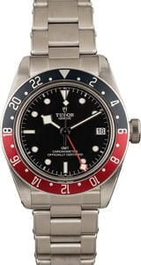 Pre-Owned Tudor Black Bay GMT 79830RB