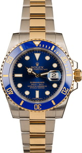 Pre-Owned Rolex Submariner 116613 Two Tone Model