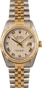 Used Rolex Datejust 16233