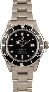 Rolex Sea-Dweller 16600 Certified Pre-Owned