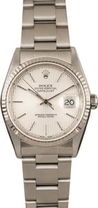 Datejust Rolex Tapestry Dial