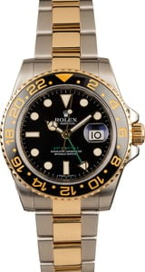 Pre-Owned Rolex GMT-Master II Ref 116713 Ceramic Bezel