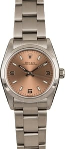 Mid-Size Rolex Oyster Perpetual 77080