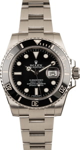 Rolex Ceramic Submariner Reference 116610