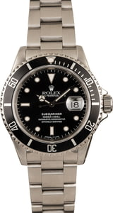 Pre Owned Rolex Submariner