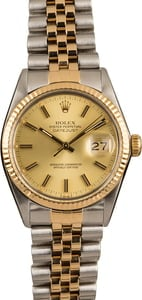 Men's Rolex 16013 Datejust
