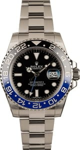 Mens Rolex 116710B Blue/Black