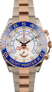 Rolex Yachtmaster II Rose Gold 116681