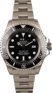 Pre-Owned Rolex Sea Dweller 116660