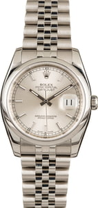 Men's Rolex Datejust Watch 116200