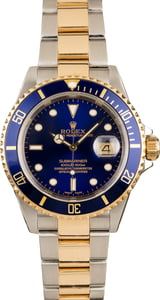 Pre-Owned Rolex 16613 Submariner 40MM
