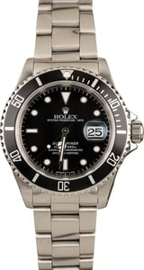Used Men's Rolex Submariner 16610