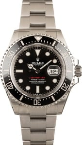 Rolex Sea-Dweller 126600 Diver's Watch