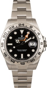 Rolex Explorer II 216570 Black 42MM