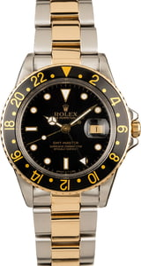 Rolex GMT-Master 16753 Two-Tone Oyster