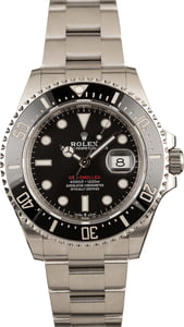 Rolex Sea-Dweller 126600 Red Letter Dial