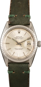 Pre-Owned Rolex Datejust 1603 Stainless Steel