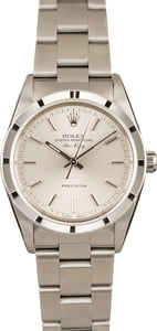 Pre-Owned Rolex Air-King 14010 Index Dial