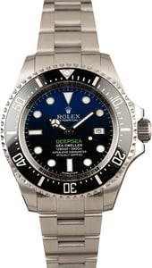 James Cameron Rolex Sea-Dweller Deepsea 116660