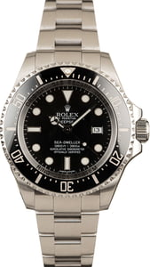 Pre-Owned 44MM Rolex Sea Dweller 116660