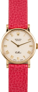 Pre-Owned Rolex Ladies Cellini 5109