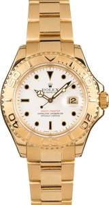 Rolex Yacht-Master 16628 18k Yellow Gold