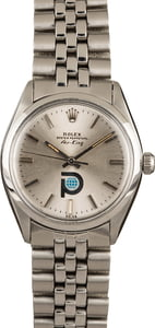 Pre-Owned Rolex Air-King 5500 Intairdril Dial
