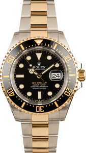 Pre-Owned Rolex Sea-Dweller 126603