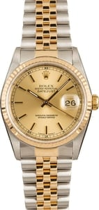 Pre Owned Men's Rolex Datejust 16233
