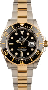 Pre Owned Rolex Sea-Dweller 126603 Ceramic Bezel